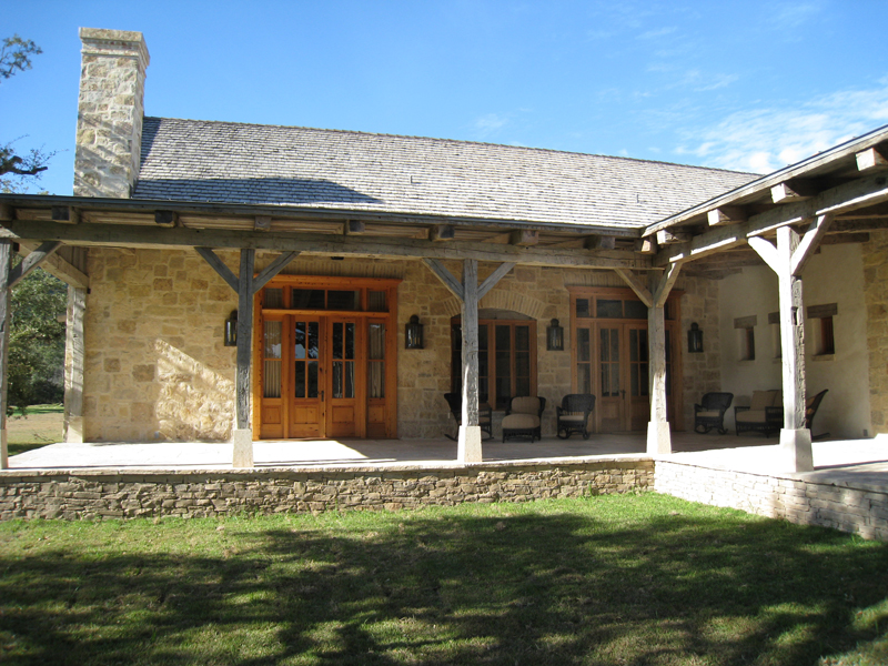Reese ranch headquarters south texas for Texas ranch home plans